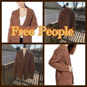NWT Free People Mariposa Cardigan